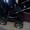 коляска-джип сине-голубого цвета #1277183