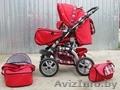 Универсальные детские коляски-трансформеры