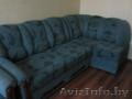 Мягкий уголок (диван + кресло)