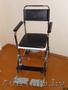 кресло-каталка с судном