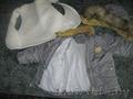 Теплая куртка(весна-зима-осень), рез.сапоги, джинсы