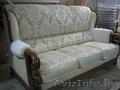 Профессиональная обивка,  реставрация,  изменение дизайна мягкой мебели.