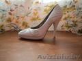 Туфли свадебные,  белые