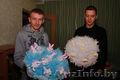 Букеты из мягких игрушек к выписке из Роддома и любому празднику в Барановичах